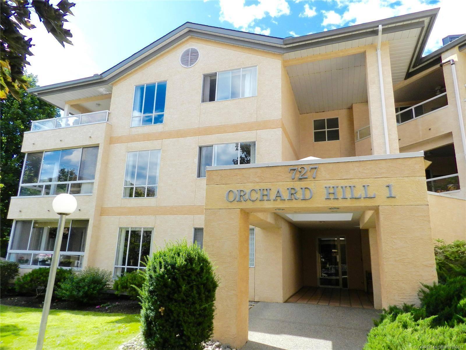 Condo for sale at 727 Houghton Rd Unit 302 Kelowna British Columbia - MLS: 10186077