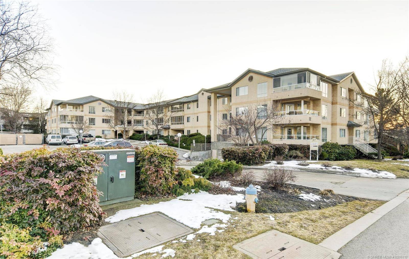 Condo for sale at 727 Houghton Rd Unit 302 Kelowna British Columbia - MLS: 10200119