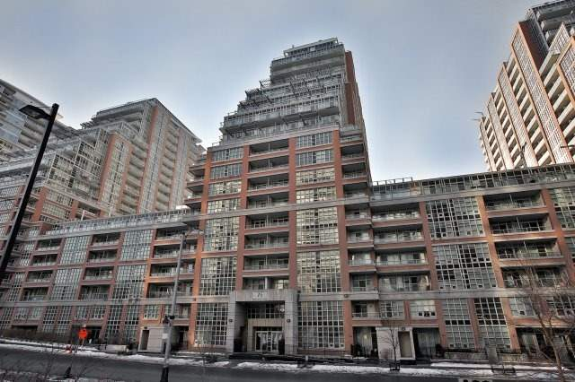 Sold: 302 - 75 East Liberty Street, Toronto, ON