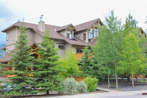 Condo for sale at 801 Benchlands Tr Unit 302 Canmore Alberta - MLS: C4253808