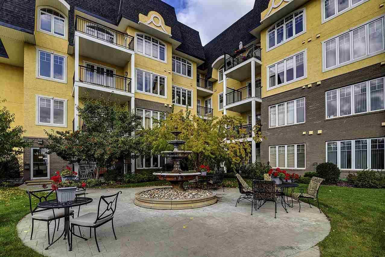 Condo for sale at 9820 165 St Nw Unit 302 Edmonton Alberta - MLS: E4175178