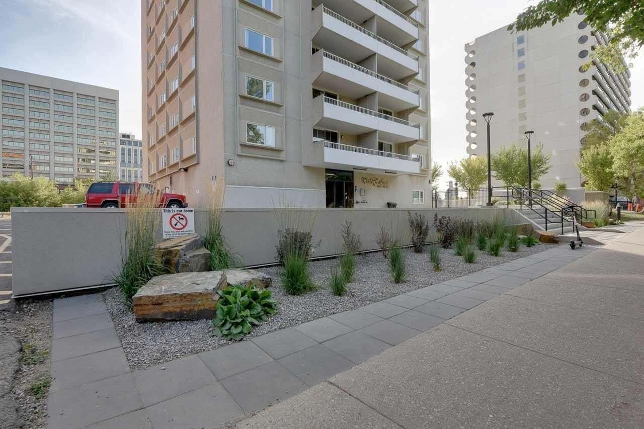 Condo for sale at 9909 110 St NW Unit 302 Edmonton Alberta - MLS: E4215454