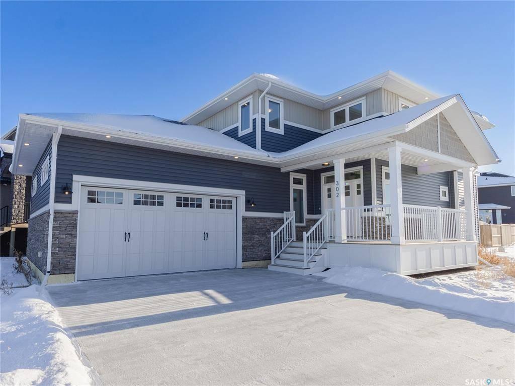 House for sale at 302 Boykowich St Saskatoon Saskatchewan - MLS: SK792432