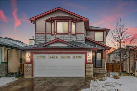 House for sale at 302 Cimarron Blvd Okotoks Alberta - MLS: C4280550
