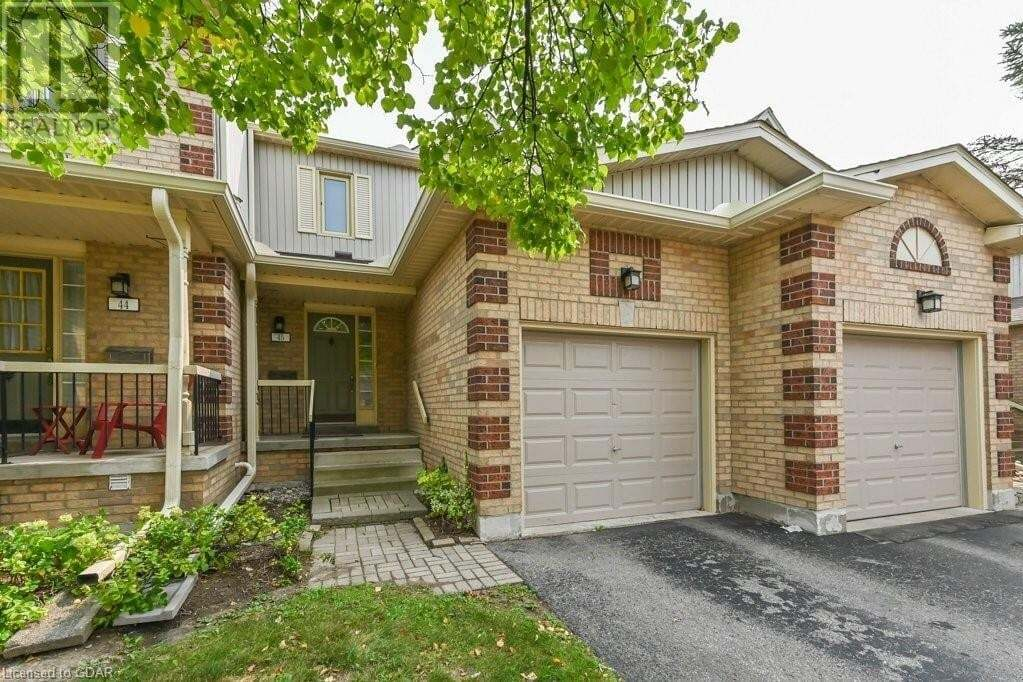 Townhouse for sale at 302 College Ave West Guelph Ontario - MLS: 40022073