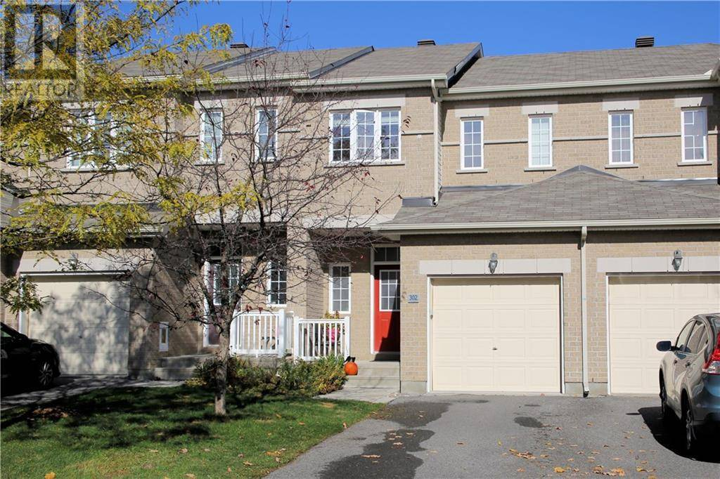 Townhouse for sale at 302 Waymark Cres Ottawa Ontario - MLS: 1173789