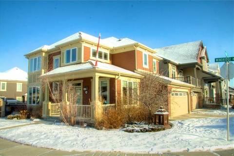 House for sale at 302 Windridge Vw Southwest Airdrie Alberta - MLS: C4281578