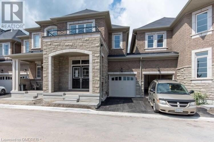 Townhouse for rent at 3021 Rivertrail Common Oakville Ontario - MLS: 40024752