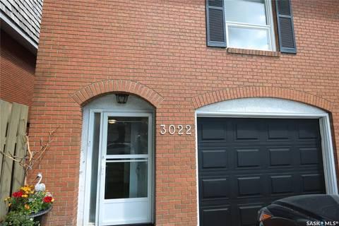 Townhouse for sale at 3022 Gordon Rd Regina Saskatchewan - MLS: SK804903
