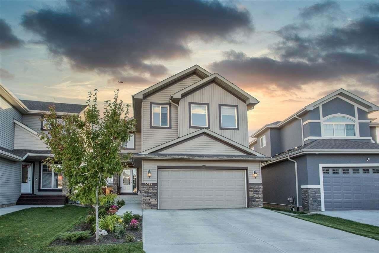House for sale at 3025 14a Av NW Edmonton Alberta - MLS: E4214279