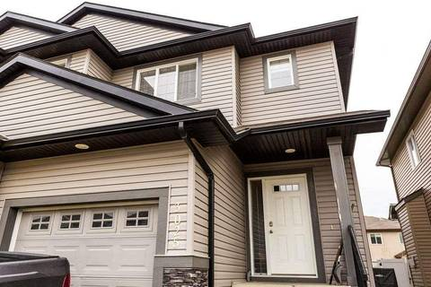 Townhouse for sale at 3025 16a Ave Nw Edmonton Alberta - MLS: E4153946