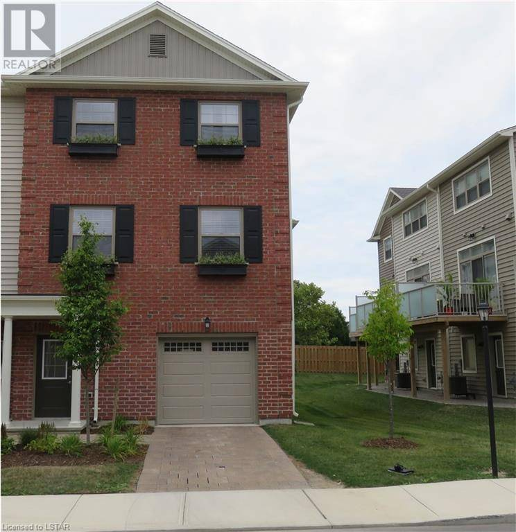 Townhouse for sale at 90 Singleton Ave Unit 3025 London Ontario - MLS: 219480