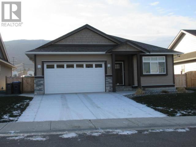 House for sale at 3026 Miller Court Ct Merritt British Columbia - MLS: 154497