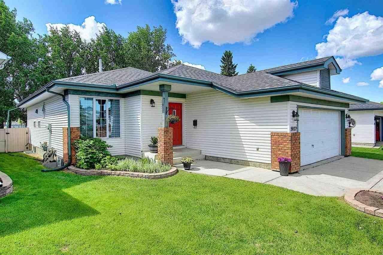 House for sale at 3027 39 Av NW Edmonton Alberta - MLS: E4202108