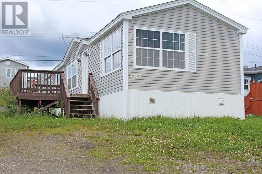 House for sale at 3029 Bartlett Dr Labrador City Newfoundland - MLS: 1209933