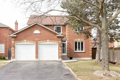 House for sale at 3029 Harvey Cres Mississauga Ontario - MLS: W4724683