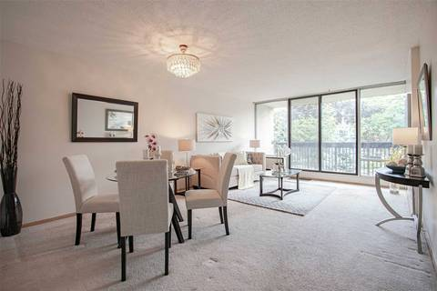 Condo for sale at 10 Fashion Rose Wy Unit 302N Toronto Ontario - MLS: C4543438