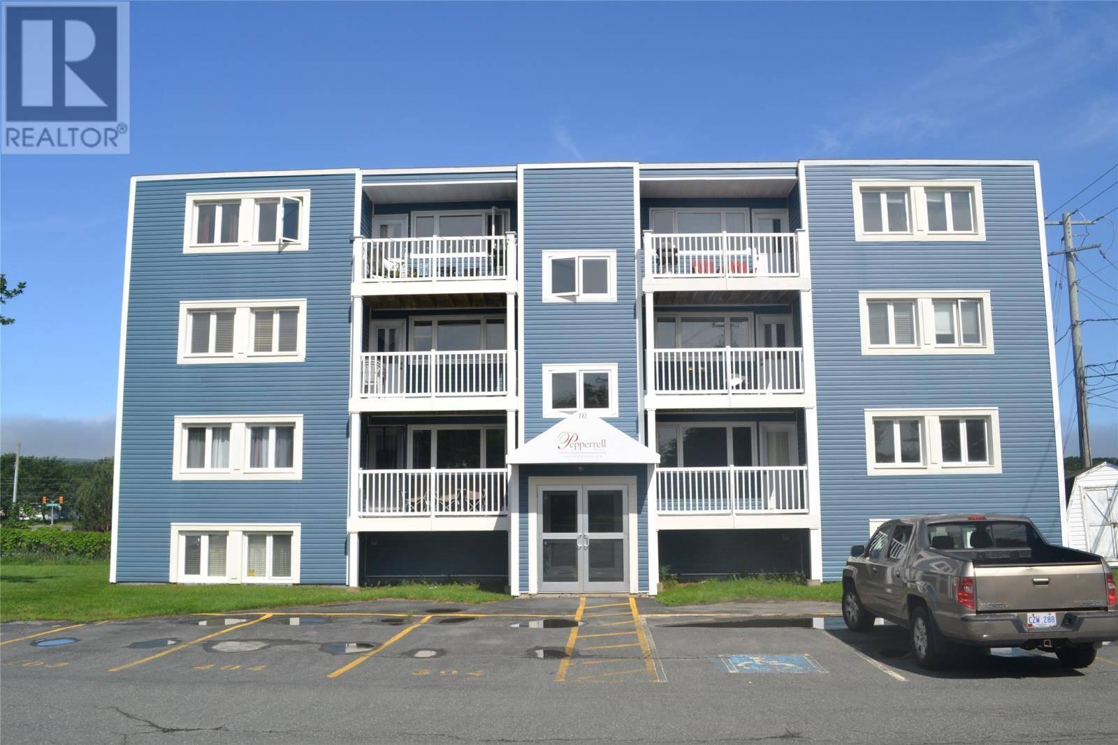 House for sale at 10 Selfridge Rd Unit 303 St. John's Newfoundland - MLS: 1180096