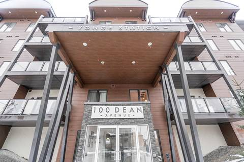 Condo for sale at 100 Dean Ave Unit 303 Barrie Ontario - MLS: S4677534
