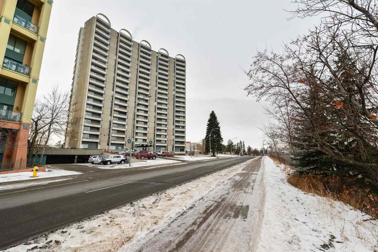 For Sale: 303 - 10883 Saskatchewan Drive, Edmonton, AB | 1 Bed, 1 Bath Condo for $199,900. See 27 photos!
