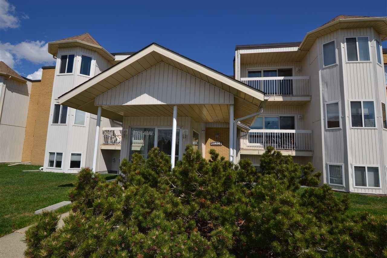 Condo for sale at 11430 40 Ave Nw Unit 303 Edmonton Alberta - MLS: E4196066