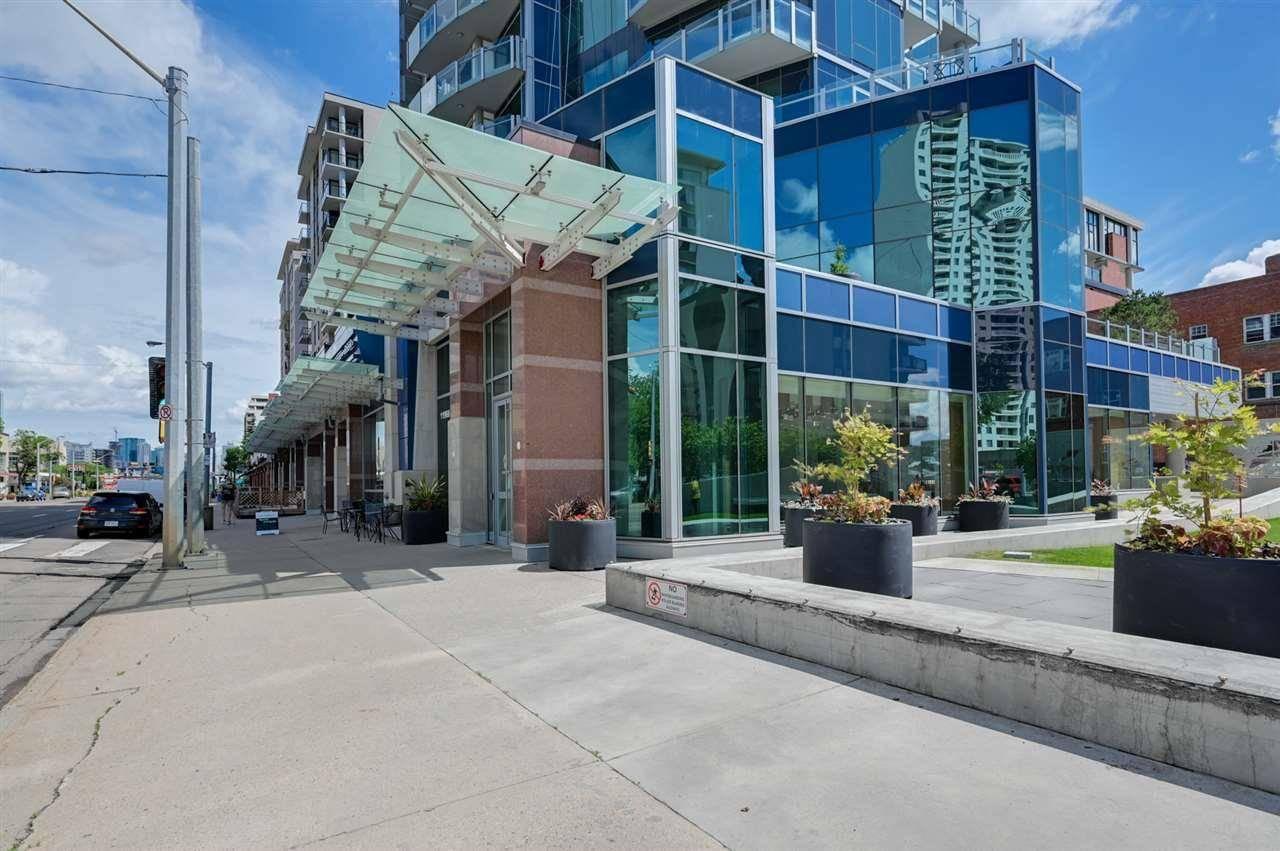 Condo for sale at 11969 Jasper Ave Nw Unit 303 Edmonton Alberta - MLS: E4183097