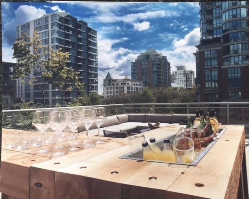 Buliding: 120 Milross Avenue, Vancouver, BC