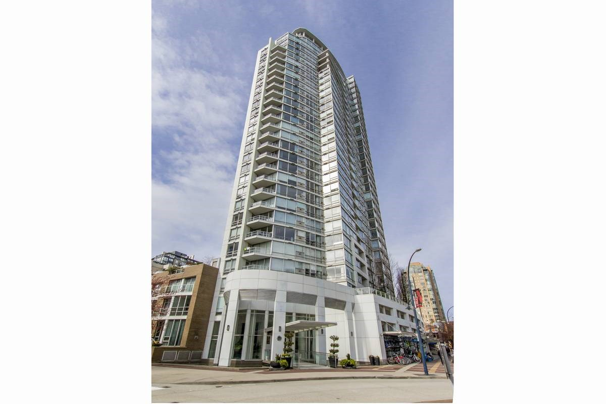 Buliding: 1201 Marinaside Crescent, Vancouver, BC