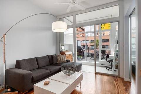 Condo for sale at 1205 Howe St Unit 303 Vancouver British Columbia - MLS: R2350120