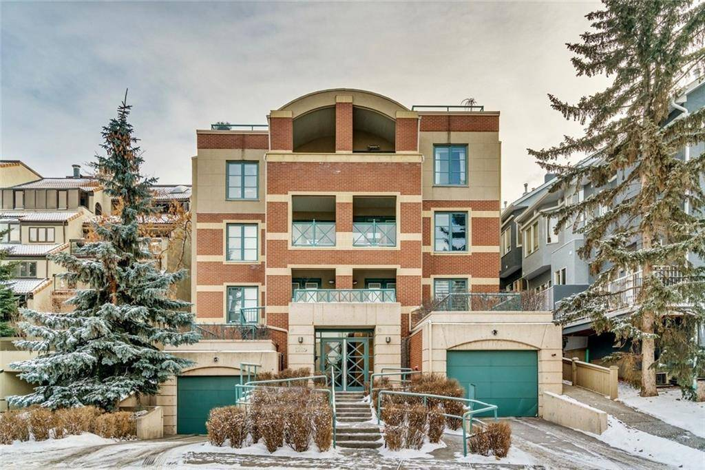 Condo for sale at 1235 Cameron Ave Sw Unit 303 Lower Mount Royal, Calgary Alberta - MLS: C4228187