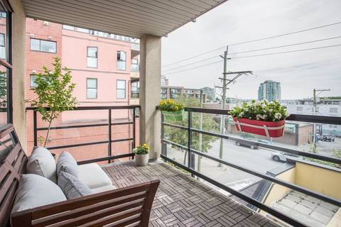 Condo for sale at 124 3rd St W Unit 303 North Vancouver British Columbia - MLS: R2391065