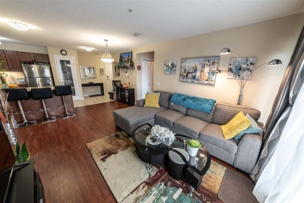 Condo for sale at 12660 142 Av NW Unit 303 Edmonton Alberta - MLS: E4199086