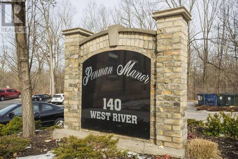 Condo for sale at 140 West River St Unit 303 Paris Ontario - MLS: 30712610