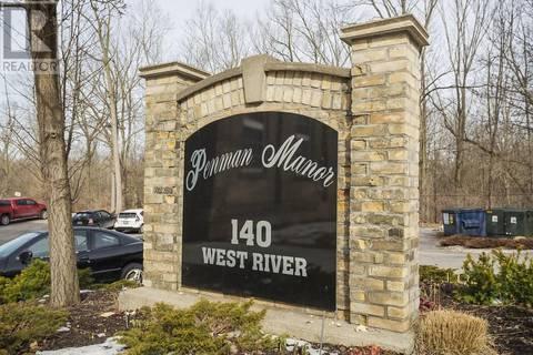 Condo for sale at 140 West River St Unit 303 Paris Ontario - MLS: 30712610