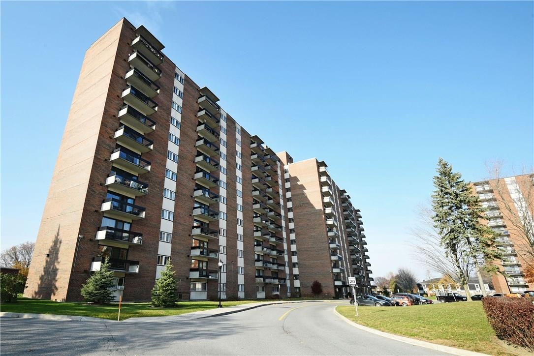 For Sale: 303 - 1505 Baseline Road Unit, Ottawa, ON | 1 Bed, 1 Bath Condo for $159,900. See 11 photos!