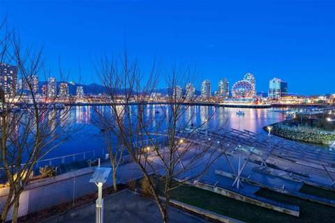 303 - 151 Athletes Way, Vancouver | Image 1