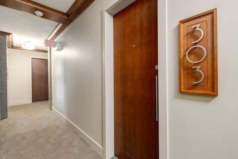 Condo for sale at 1730 7 St Southwest Unit 303 Calgary Alberta - MLS: C4299709