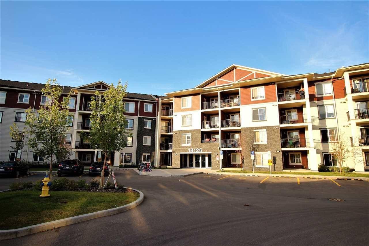 Condo for sale at 18126 77 St Nw Unit 303 Edmonton Alberta - MLS: E4172281