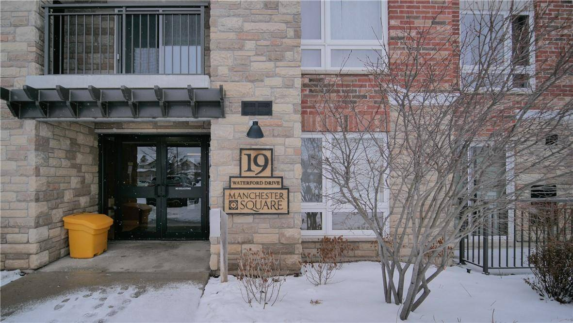 Condo for sale at 19 Waterford Dr Unit 303 Guelph Ontario - MLS: H4069022