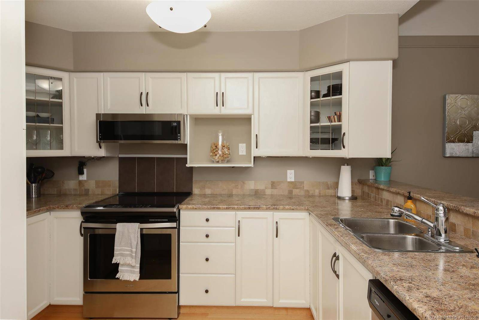 Condo for sale at 1965 Durnin Rd Unit 303 Kelowna British Columbia - MLS: 10190558