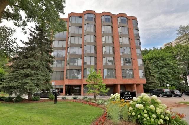 Sold: 303 - 2121 Lakeshore Road, Burlington, ON