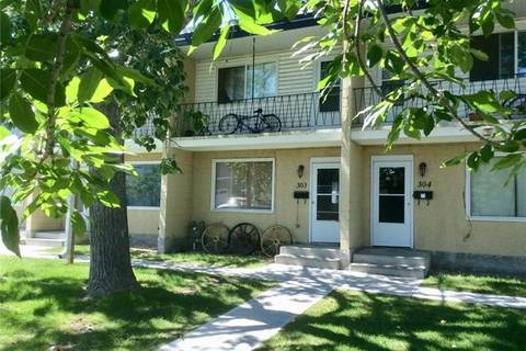 Townhouse for sale at 2211 19 St Northeast Unit 303 Calgary Alberta - MLS: C4261681