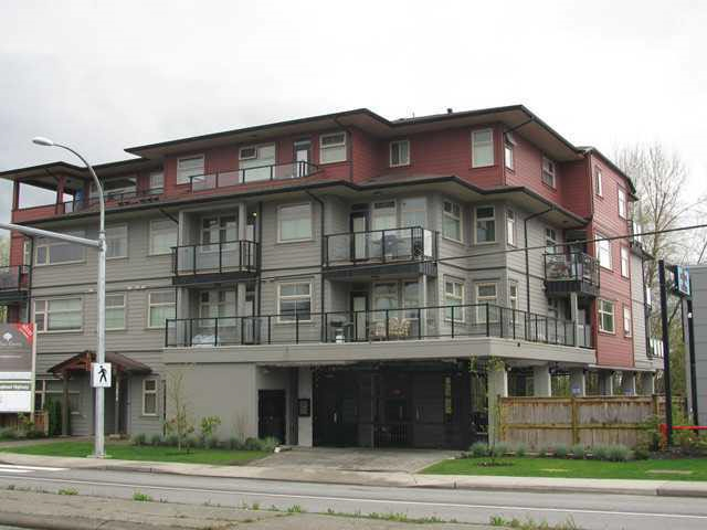 For Sale: 303 - 22858 Lougheed Highway, Maple Ridge, BC | 1 Bed, 1 Bath Condo for $329,000. See 9 photos!