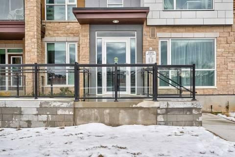 Condo for sale at 2393 Bronte Rd Unit 303 Oakville Ontario - MLS: W4690691