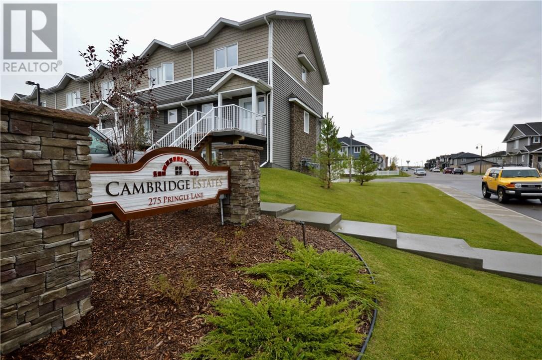 For Sale: 303 - 275 Pringle Lane, Saskatoon, SK | 2 Bed, 1 Bath Townhouse for $189,900. See 34 photos!