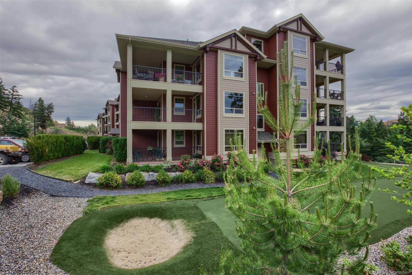 Condo for sale at 2750 Auburn Rd Unit 303 West Kelowna British Columbia - MLS: 10221691