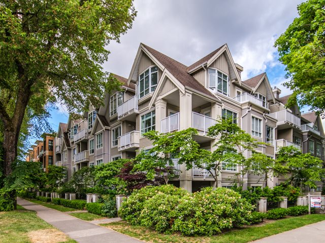 Sold: 303 - 2755 Maple Street, Vancouver, BC