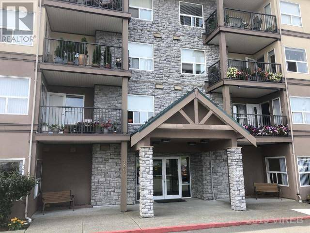 Condo for sale at 280 Dogwood S St Unit 303 Campbell River British Columbia - MLS: 459987