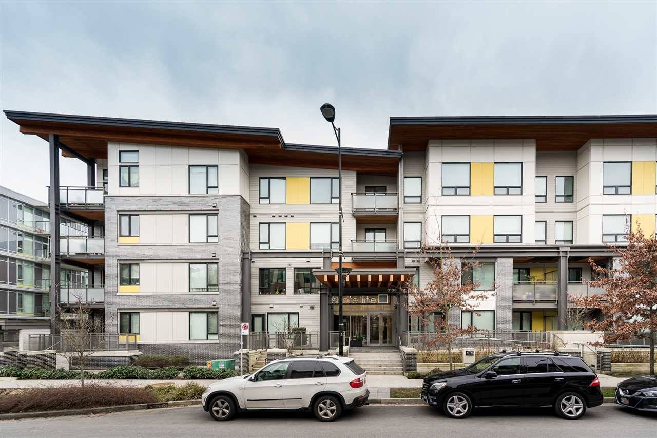 Buliding: 3138 Riverwalk Avenue, Vancouver, BC