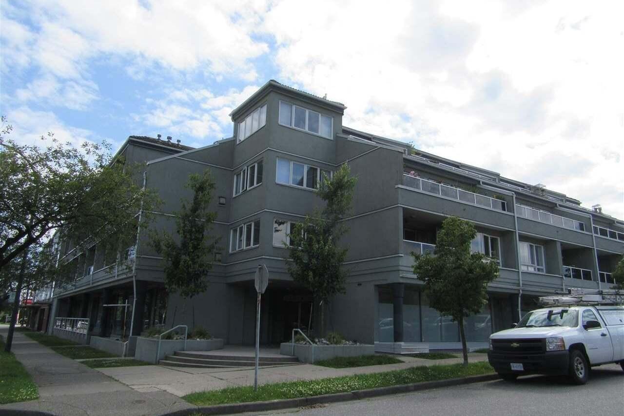 Buliding: 315 Renfrew Street, Vancouver, BC